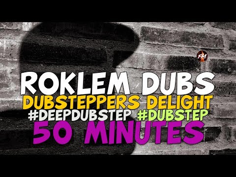 ROKLEM Dubs exclusive guest mix for Dubsteppers Delight 19/7 2017 #Dubstep