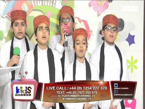 Madni group   Ummah CH   Kids On line