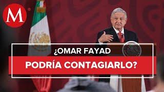 AMLO no se hará prueba de coronavirus tras caso positivo del gobernador de Hidalgo