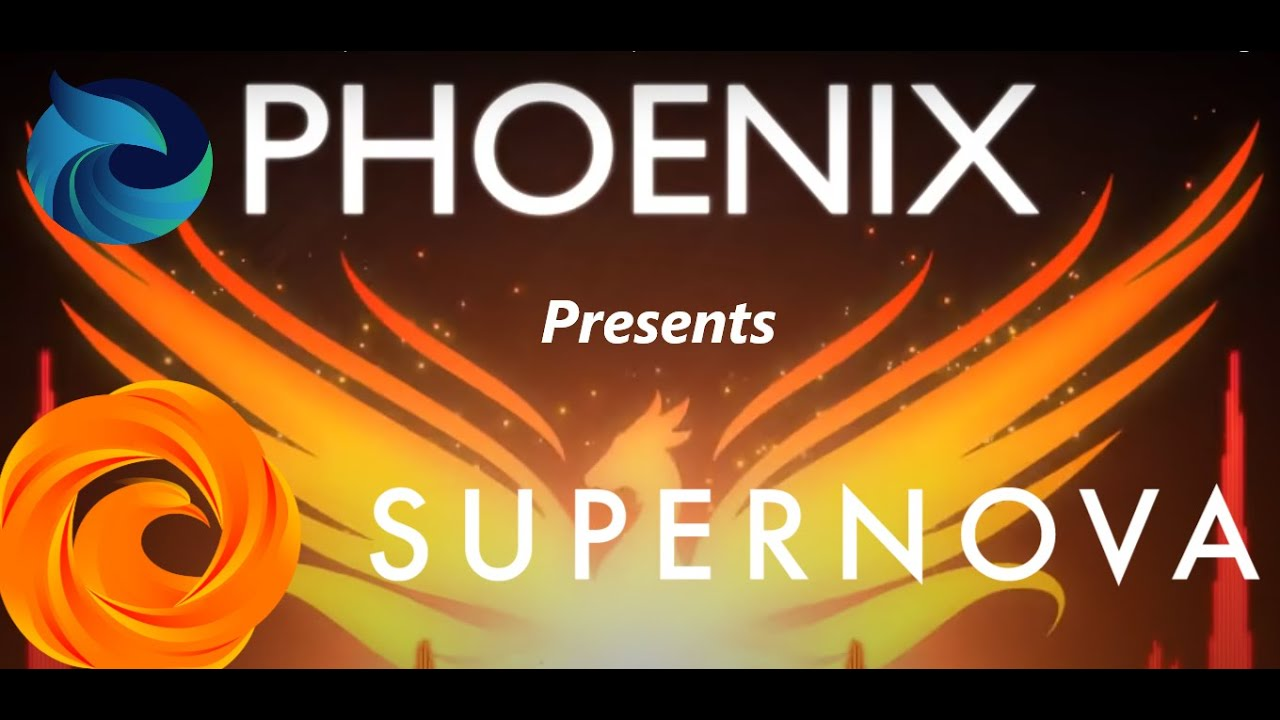 SUPERNOVA Presale - A Phoenix from the ASHES - HUGE POTENTIAL