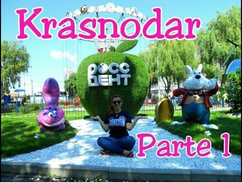 Vlog Krasnodar Rússia Part 1
