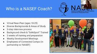 AMA (Ask Me Anything) with NASEF Coaching Staff