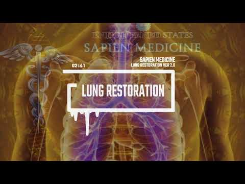 Lung Restoration And Strengthening Ver 2.0 (Morphic Field)
