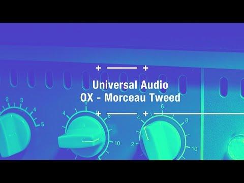 Universal Audio OX - Morceau Tweed