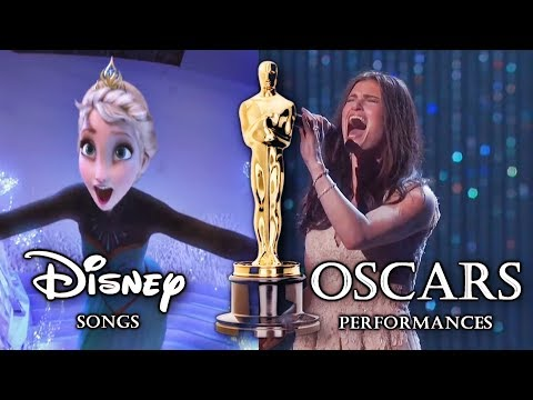 Disney/PIXAR songs - Oscars Performances
