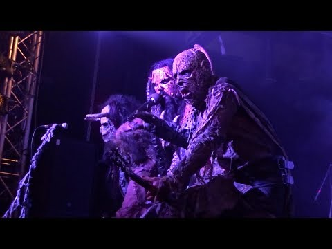 Lordi - Live @ Volta, Moscow 15.10.2017 (Full Show)