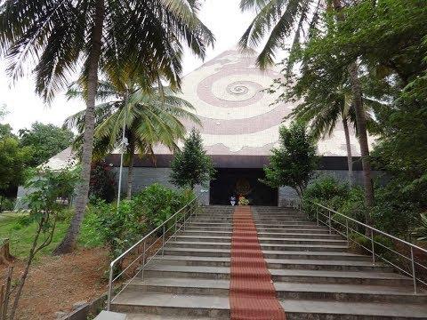 Pyramid Valley International Meditation Center Bangalore India