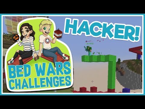 Bed Wars Challenges - Hacker!