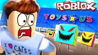 "Roblox Adventures / Escape Toys""R""Us Obby / Escaping the Evil Toys!"