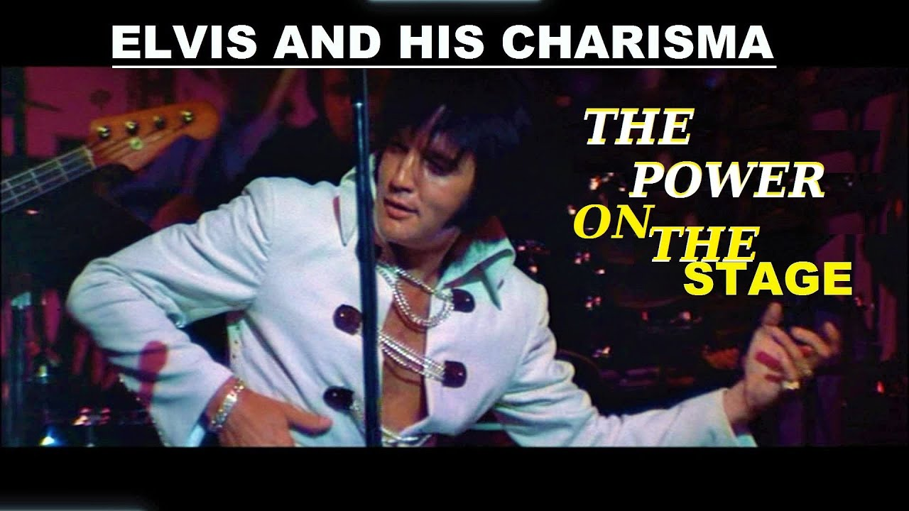 Download Elvis and his charisma (part 1): The Power On The Stage