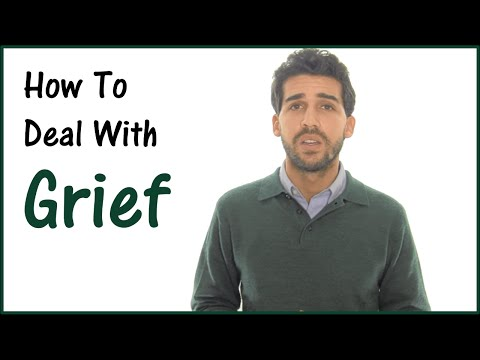 How To Deal With Grief - A Radically Different Way
