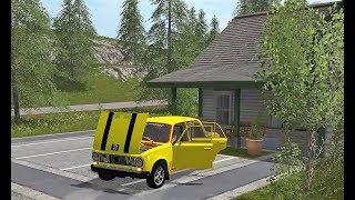 Farming Simulator 17 cool car KOPEYKA | Фермер симулятор КОПЕЙКА ВАЗ 2101