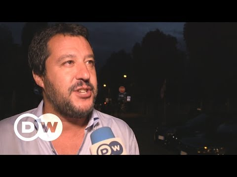 Italy's Salvini: Merkel has underestimated the challenges of migration | DW English