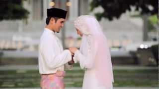 Majlis Pernikahan Irma Hasmie Ibrahim & Redza Syah Azmeer Radzuan
