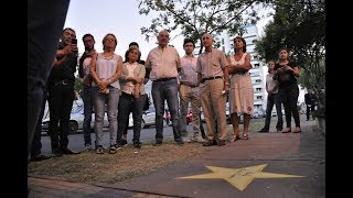 Homenaje a Marily Morales Segovia