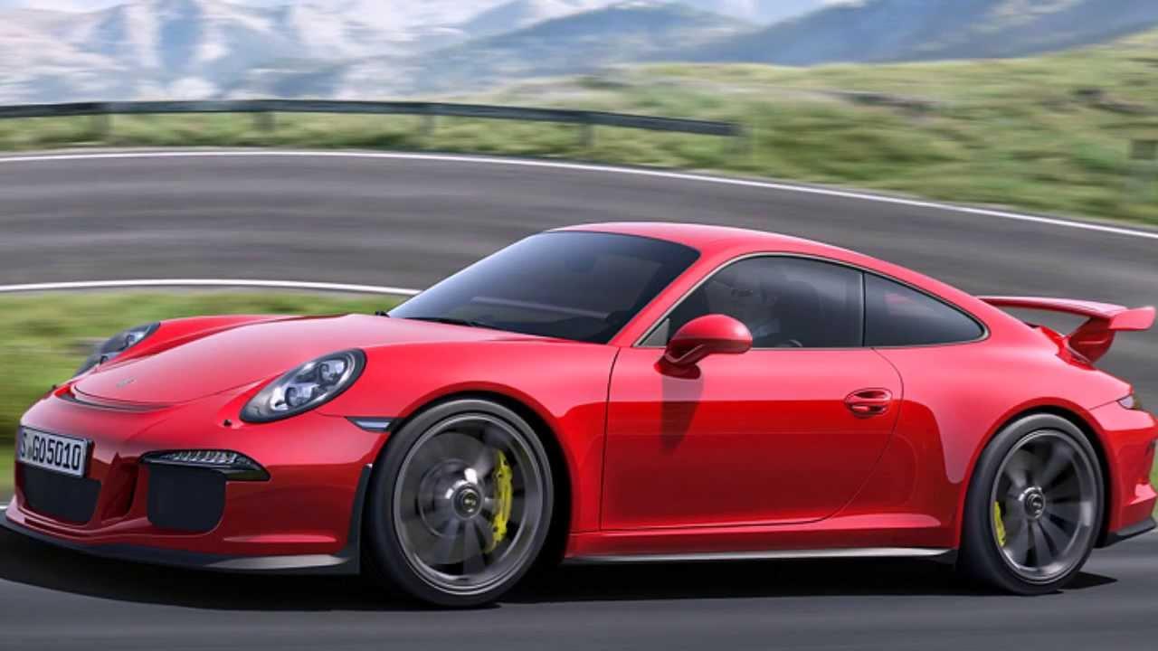 2015 porsche 911 turbo gt3 911