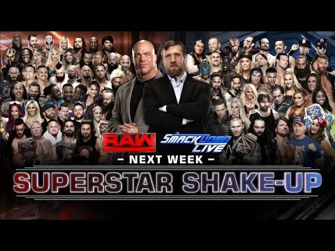 WWE Planning Superstar Shake-Up