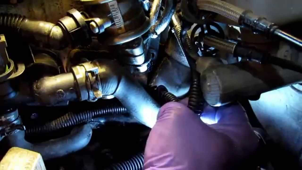 hight resolution of how to install diy 1 8t 2001 volkwagen jetta golf ignition wire harness replacement youtube