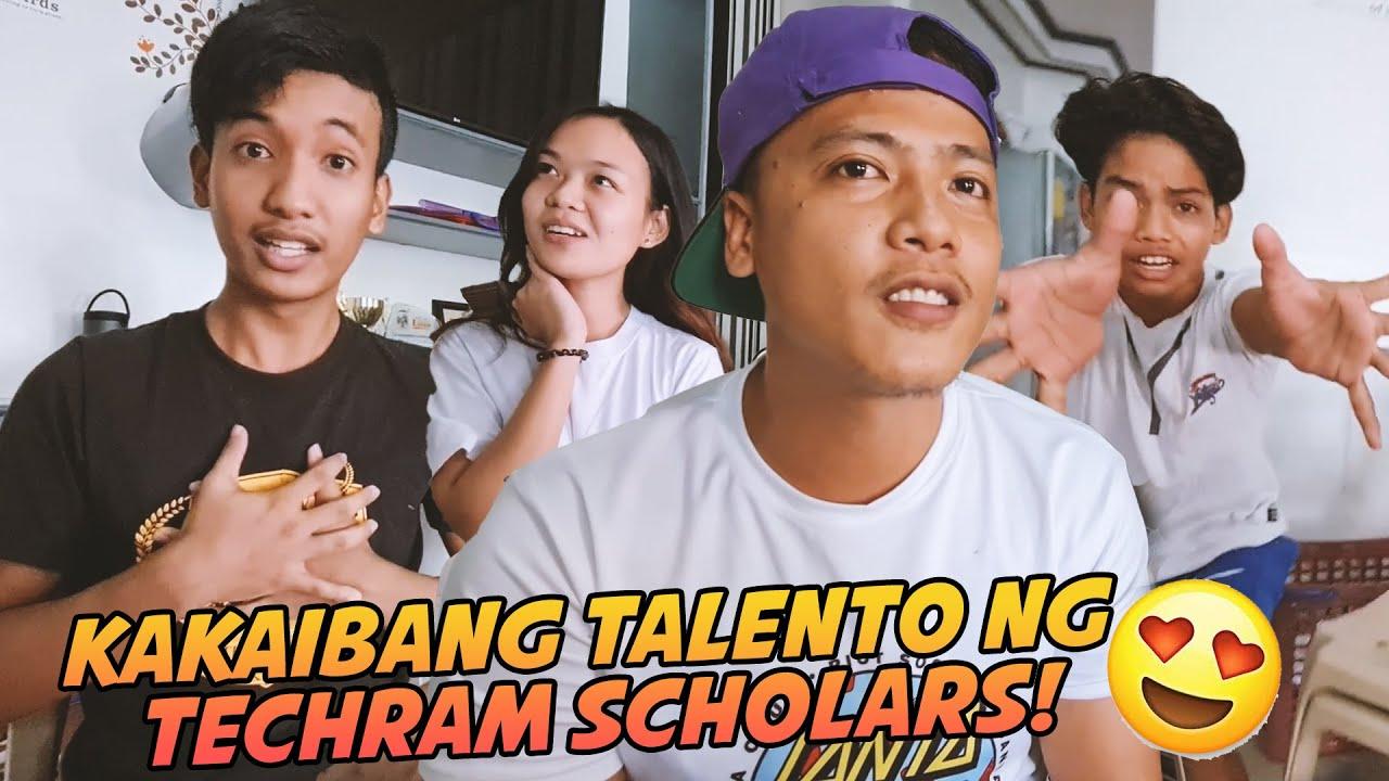 Hanep Talaga! Kakaibang Talento ng TechRAM Scholars! Hahaha