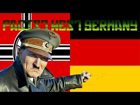 Hearts of Iron 4 Cold War Facist West Germany | The Fourth Reich