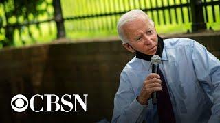 Campaign debriefs: Trump polls slump as Biden considers VP options