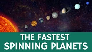 Fastest Spinning Planets in the Solar System – Facts about Saturn