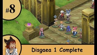 Disgaea 1 Complete part 8 - Three more to the party