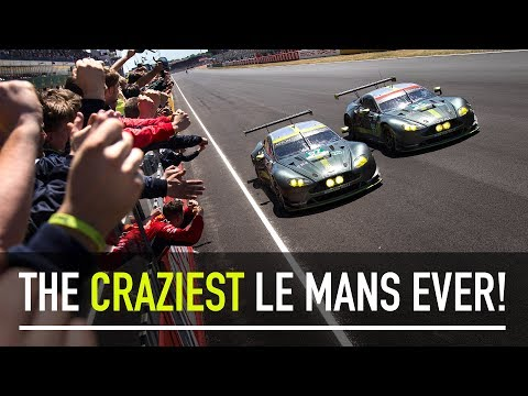 We Witnessed The Craziest Le Mans 24 Hours Ever