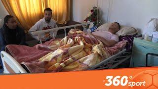 Le360.ma •حصري. أول خروج إعلامي لأشرف داري بعد العملية الجراحية