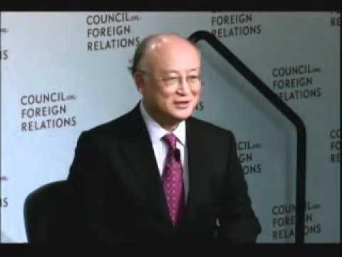 A Conversation with Yukiya Amano
