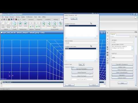 MSC Nastran - Progressive Ply Failure Analysis of Advanced Composites