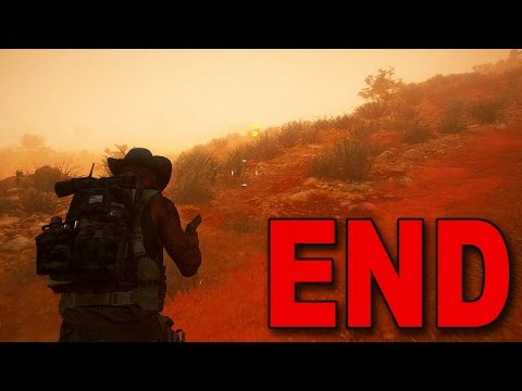 Ghost Recon Wildlands: Narco Road - THE END