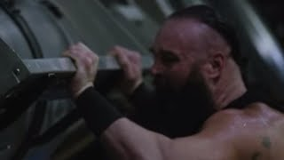 Alternate angles of Braun Strowman