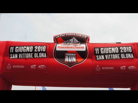 Fisherman's Friend STRONGMANRUB  - 11 GIUGNO 2016 San Vittore Olona