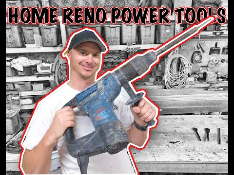 DIY Power Tools You Need For Home Renovations