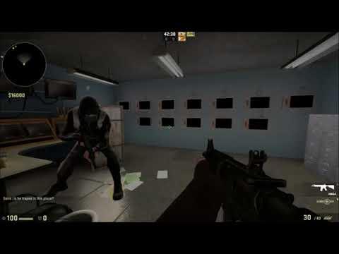 Cs:go Day of the Death mit Agent.J und Timur