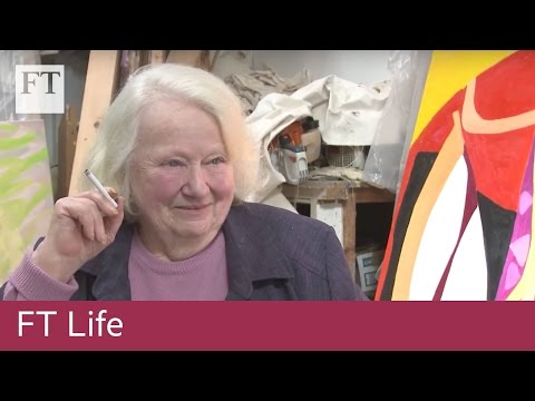 Interview with painter Gillian Ayres | FT Life