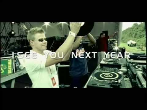 System F - Dance Valley Theme 2001 (Official Video)