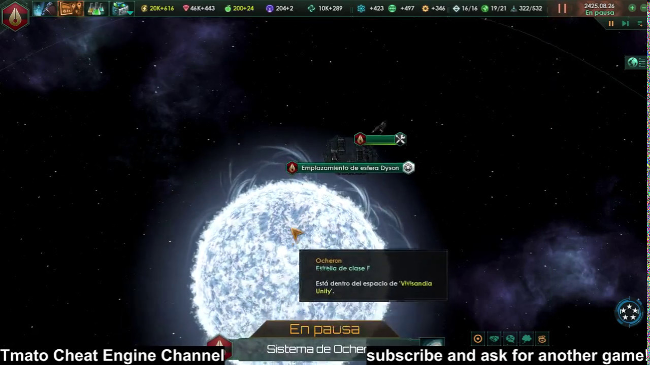 Stellaris (all versions) Instant build cheat timers Tmato Cheat Engine