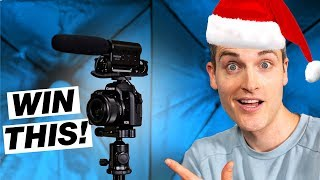 Win a Complete YouTube Studio ($1500 Video Kit)