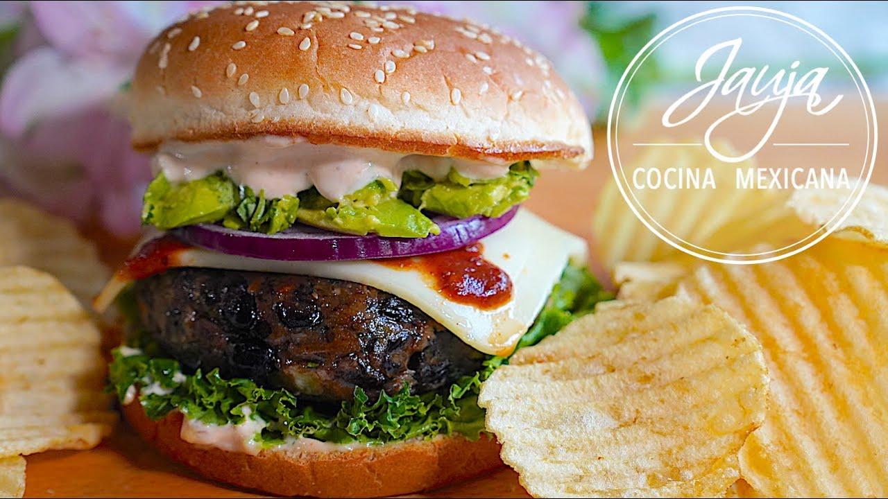 ¿Nunca Han Comido Hamburguesas Sin Carne? Hoy es el Día Para Probarlas