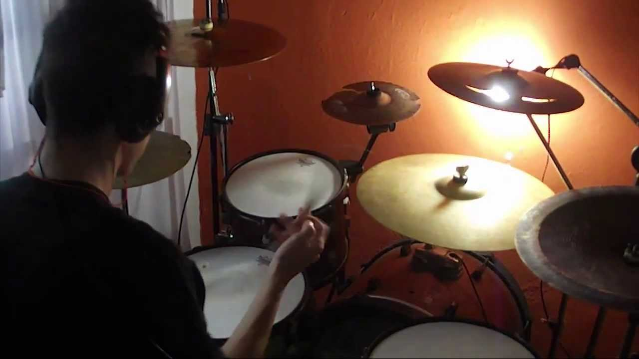 drumFILM .::. TO KILL ACHILLES .::. THE SECRET (DRUM COVER)