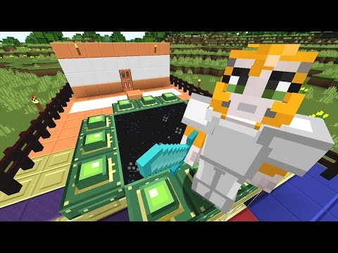 Minecraft Xbox - Egg Challenge - Part 4