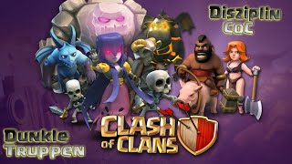 Clash of Clans - Alle Truppen aus der Dunklen Kaserne