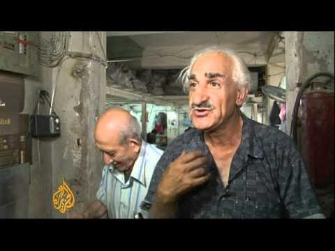 Capturing memories of Old Baghdad