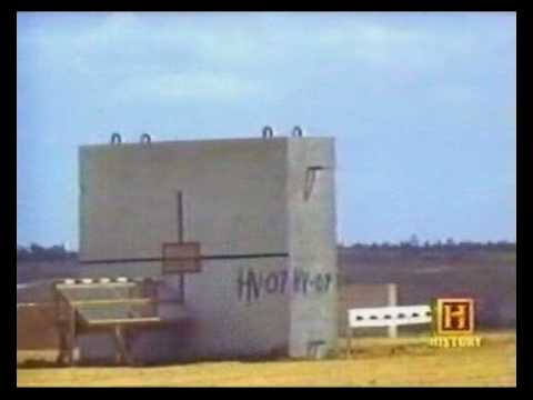 "BLU-109 2000lb ""Bunker Buster"" Bomb"