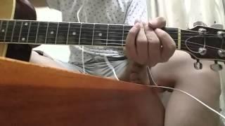 Guitar 1 nhà đệm hát hehe