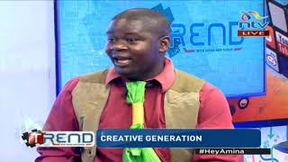 #theTrend: How the hilarious 'Creative Generation' nurtured their talent in comedy