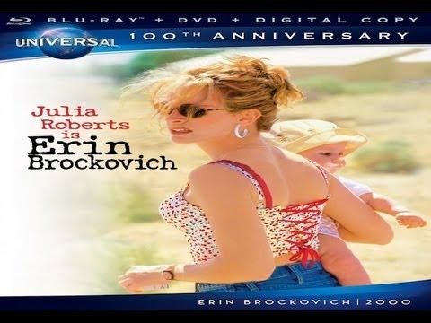 Download Erin Brockovich Blu-Ray Unboxing (HD)