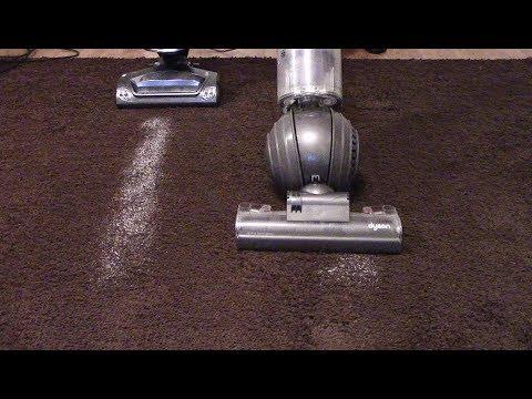Revealing Test: Dyson DC40 VS Shark NV500 (Deep Clean Ability)
